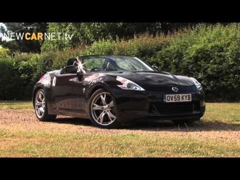 Nissan 370Z Roadster : Car Review