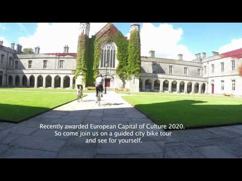 Galway City Cycle Tours 2016