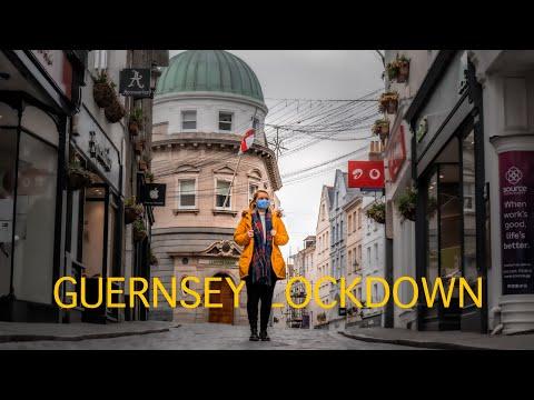 GUERNSEY LOCKDOWN UPDATE | My First Test Experience?
