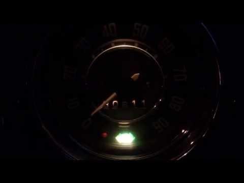 Vw Beetle generator light