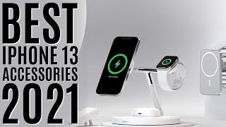 Top 10: Best iPhone 13 Accessories of 2021 / Apple iPhone 13, MagSafe, Case, Charger, AirPods