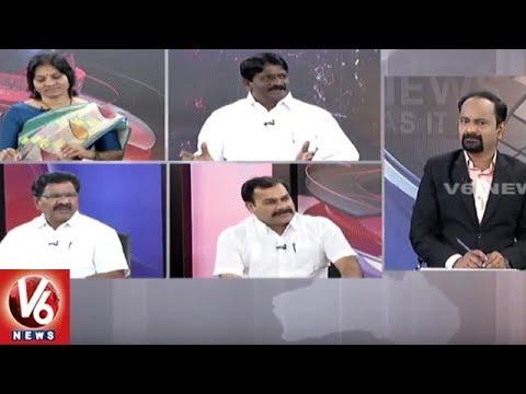 Special Debate On Government Job Notifications | Good Morning Telangana | V6 News