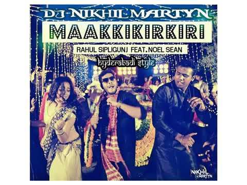 DJ makikirikiri song