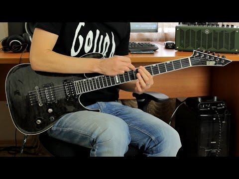 Gojira - Oroborus (Guitar Cover)