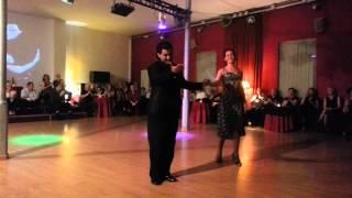 Carlos Rodriguez y Brigita Urbietyte Dance In Barcelona 3-4
