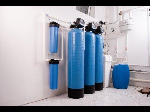 Купить фильтр для обезжелезивания воды из скважины цена. Фильтр обезжелезивания воды частного дома 1