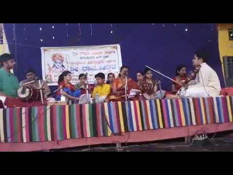 Govinda Gopala Gopika Vallabha, composed by Sri vadiraja