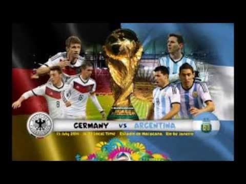 World Cup Final 2014 Promo Trailer-Argentina vs Germany