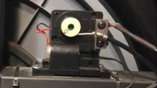 Sole elliptical gear motor replacement for e25,e35,e55 by Fitness Technology Services