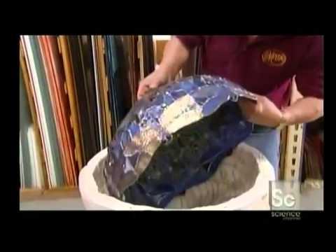 How To Make Tiffany Reproductions Interior Lamp