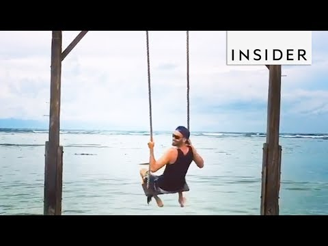 Swing Over the Ocean