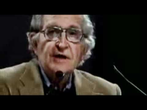 Noam Chomsky - Amnesty International Lecture