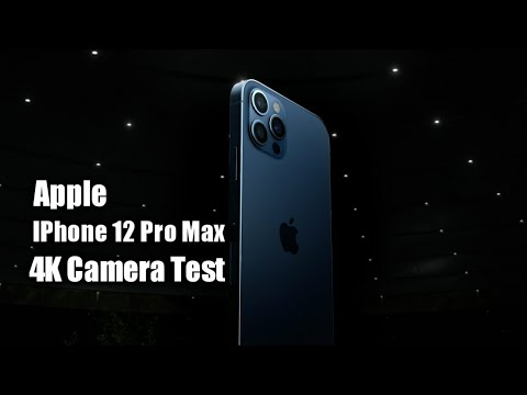 Apple Iphone 12 Pro Max Camera Test 4k Hdr Youtube