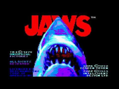 Tiburón - Amstrad CPC Longplay