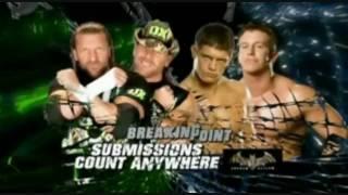 Breaking Point 2009 card (HD)