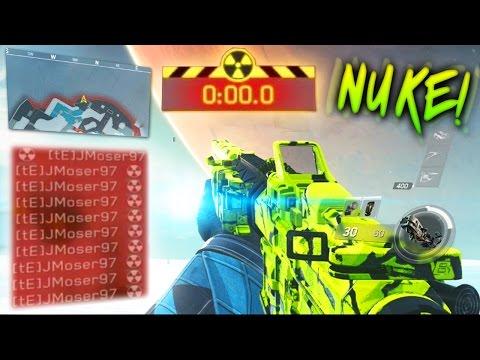 WORLD'S FIRST NUKE (25 KILLSTREAK) INFINITE WARFARE GAMEPLAY! (COD IW Multiplayer Nuclear)