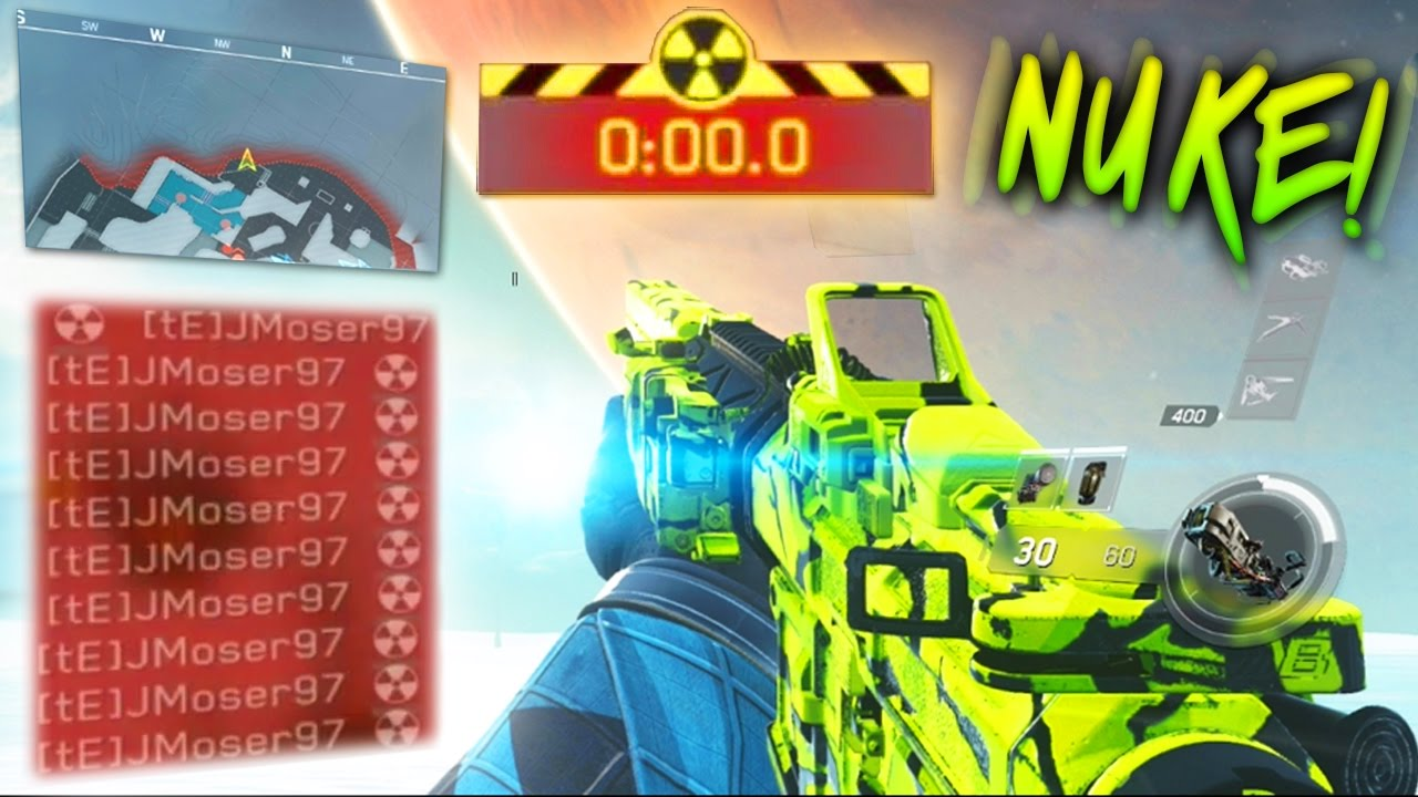 Infinite Warfare DE ATOMIZER STRIKE Stream IW 25 KILLSTREAK