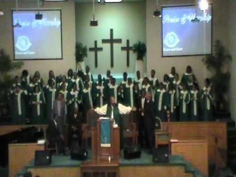 UAB Gospel Choir Birmingham Al