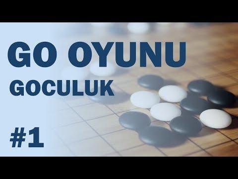 Go Oyunu - Goculuk #1 (İnternette Go Oynamak - KGS)