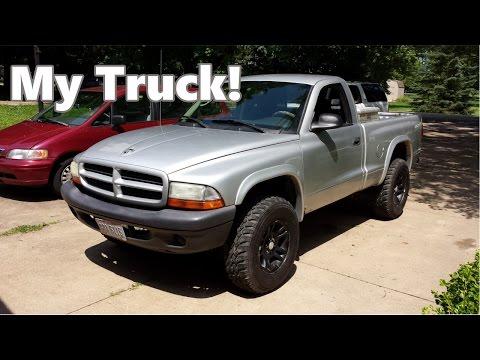Dodge Dakota Review - MY TRUCK!