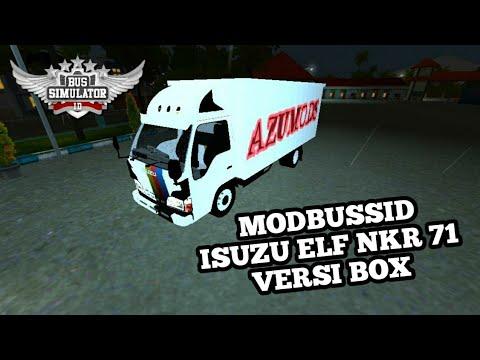 41+ Mod Bussid Mobil Isuzu Elf Gratis Terbaru