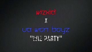 Wizkid X  A'won Boyz - Wiz Party Remix