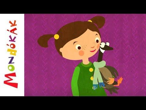 Erre kakas  | Gyerekdalok és mondókák, rajzfilm gyerekeknek thumbnail