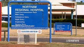 Northam Hospital | 9 News Perth