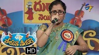 Nadireyi Song - Priya Performance in ETV Padutha Theeyaga - 11th July 2016
