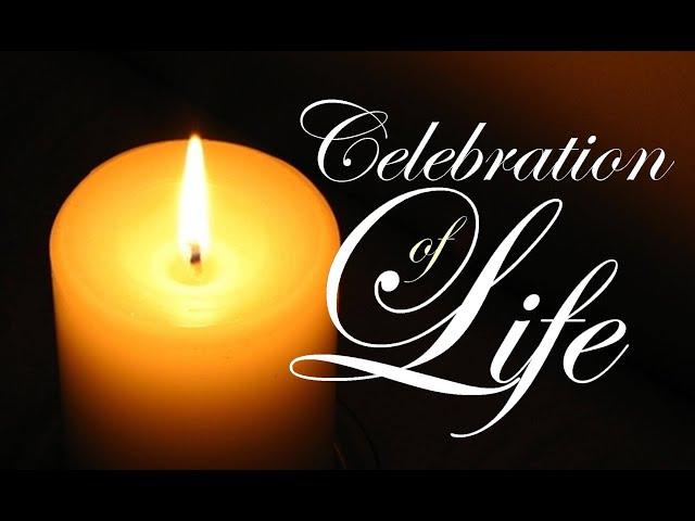 05-03-2021 - Celebration of Life for Mother Priscilla Barnes