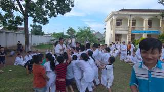 Hoạt động vui chơi trung thu tại CLB Karatedo