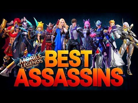 Who's the Best Assassin? Mobile Legends Strongest Assassins