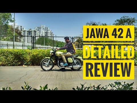 JAWA 42 REVIEW | JAWA 42 Vs JAWA CLASSIC | BETTER THAN RE CLASSIC 350 ?
