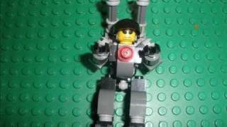 HOW TO MAKE LEGO MECH ARMOUR