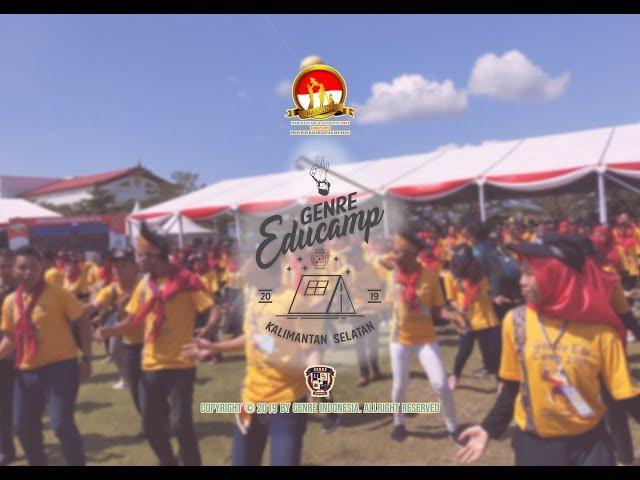 GenRe Edu Camp 2019 Menyambut Hari Keluarga Nasional yang ke 26 tahun 2019
