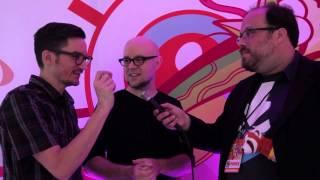 Comic-Con 2014: The Legend of Korra Creators Interview Thumbnail