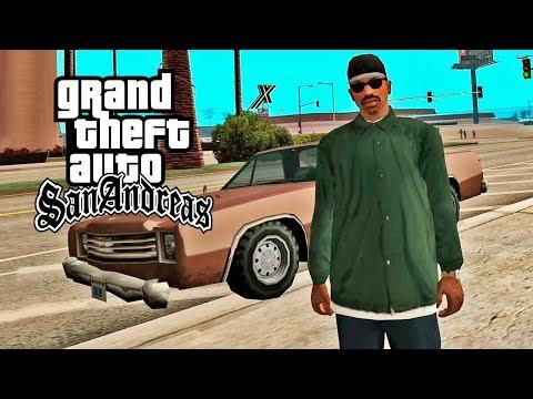 GTA San Andreas - #33: Cosplay De Ryder
