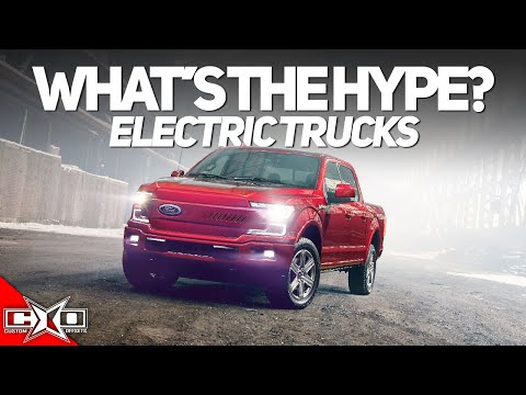 Electric Trucks || What\'s the Hype?