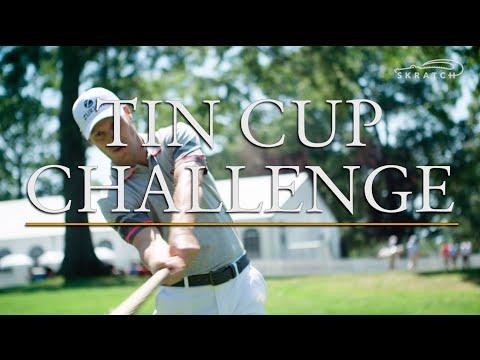 Tin Cup Challenge with Ben Crane and Robert Streb