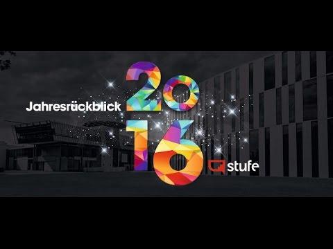 Stufe Sendung 55 | Jahresrückblick 2016 - VFB Abstieg - Feinstaub - Flughafen Stuttgart