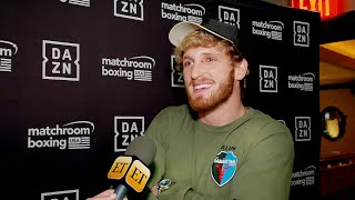 Logan Paul Is Looking for LOVE  Find Out What Qualities He's Into! (Exclusive)