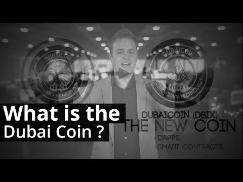 Crypto: What is the Dubai Coin ? DBIX