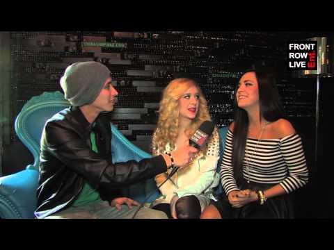 Megan & Liz interview w/ Robert Herrera