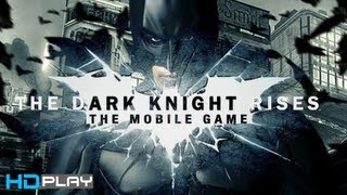 The Dark Knight Rises - Gameplay #9 Final Fight With Bane HD (iPhone/iPad/Android)