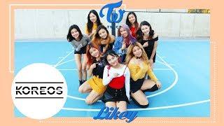 [Koreos] Twice (트와이스)  - Likey Dance Cover 댄스커버