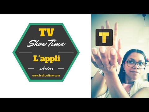 FQP11  Tv Time : l'appli pour tes séries !