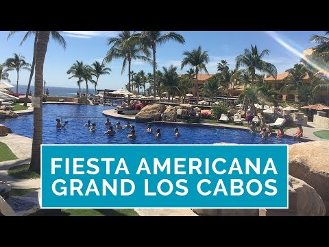 Why Fiesta Americana Cabo Is a Great Resort for Families