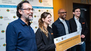 Una aventura solidaria de mano del Villarreal y CEU