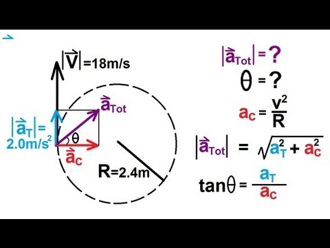 Physics - Mechanics: Motion In Two-Dimensions: (19 of 21 ... Acceleration Physics