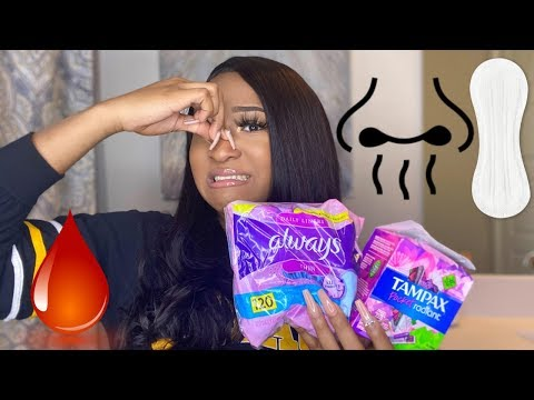 How To Smell AMAZING On Your Period!! No More Fish Smell! 🐟Hygiene 101